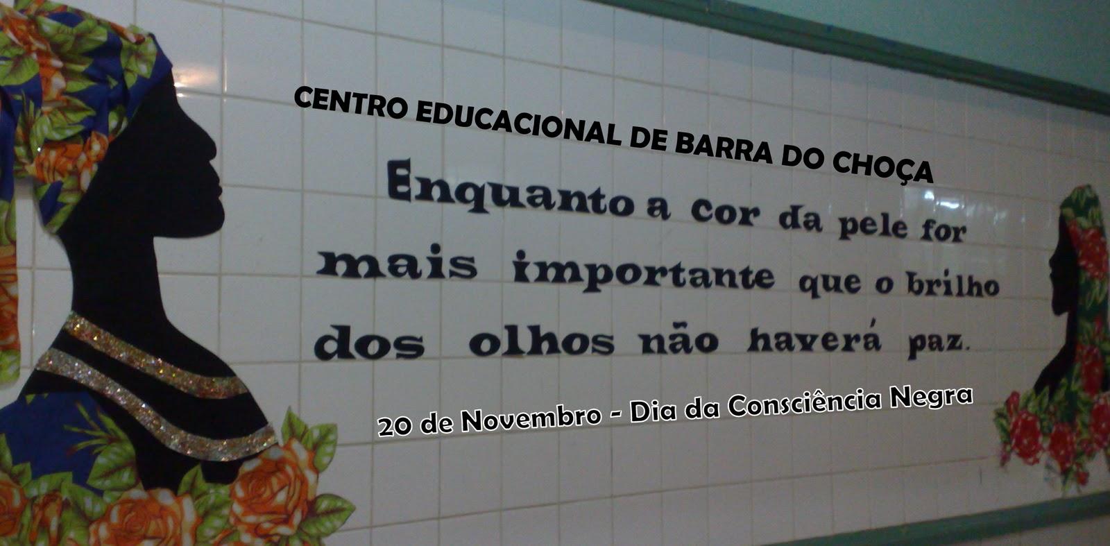 Well-known Consciência Negra – Barra do Choça | Blog do Jorge Amorim MP95